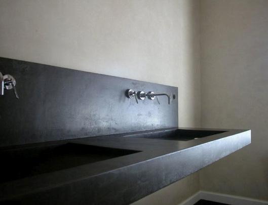 Microcemento Suelo Baño: encontrarás más imágenes: flickr/reformasblogcom/microcemento