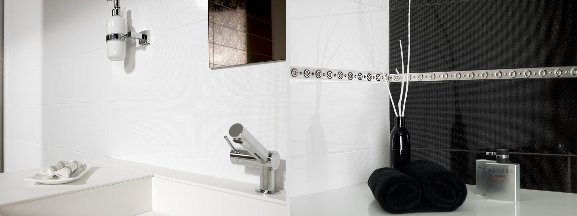 Azulejos Para Baño Blanco:Guía de estilos para el azulejo del baño
