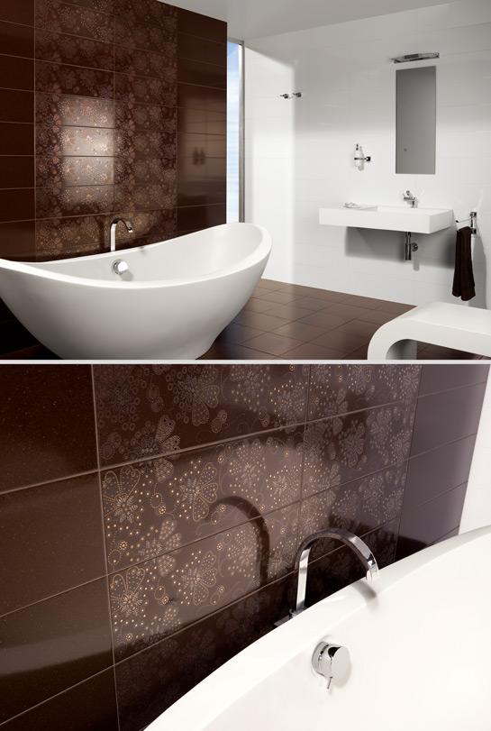 Color De Loseta Para Baño:Guía de estilos para el azulejo del baño