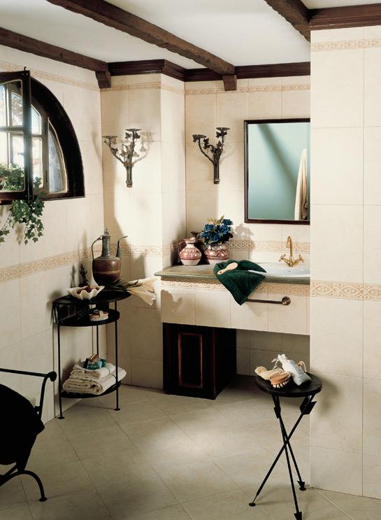 Cuartos De Baño Con Ducha Rusticos:Guía de estilos para el azulejo del baño