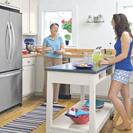 Islas en la cocina reformas blog for Muebles de cocina con isla