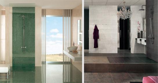 Convertir el ba o en un spa reformas blog - Azulejos para duchas de obra ...