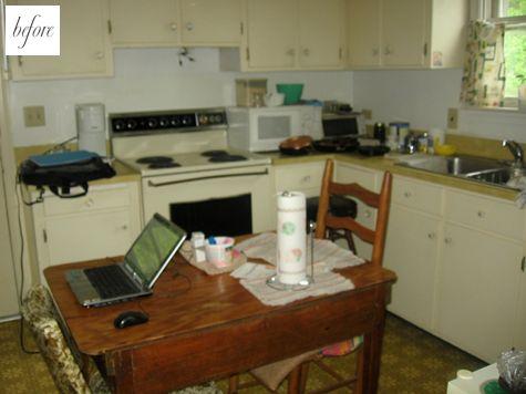 reforma en la cocina