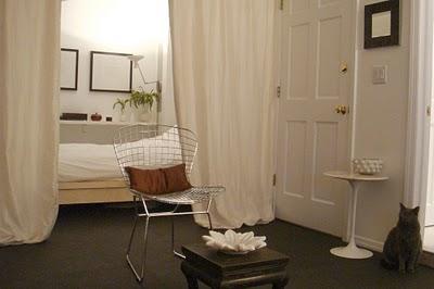 design cortinas separadoras ikea dividir los espacios reformas blog