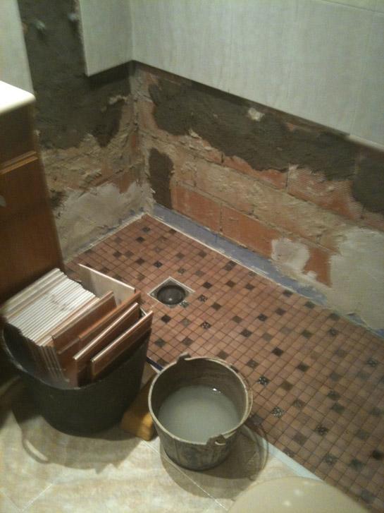 Ba era por ducha caso pr ctico reformas blog - Quitar banera y poner ducha ...