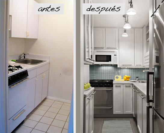 Reformasblog el blog anti cosa para tu hogar part 10 - Reforma cocina pequena ...
