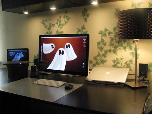 Ideas para tu oficina en casa reformas blog for Ideas despacho en casa