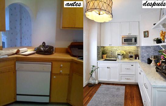 Reformasblog el blog anti cosa para tu hogar part 10 - Reformar cocina pequena ...
