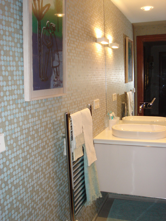Reforma baños radiador y cuadros