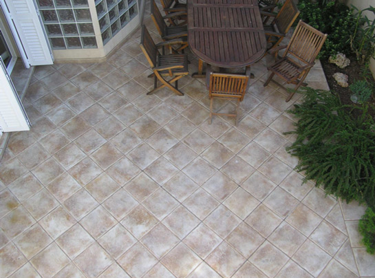 Reformasblog el blog anti cosa para tu hogar part 8 - Pavimento terraza exterior ...