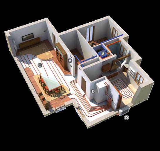 Suelo radiante precio metro cuadrado hydraulic actuators - Precio m2 suelo radiante ...