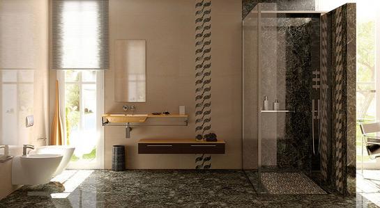 Azulejo Para Baño Antiderrapante:opciones de suelo para baños