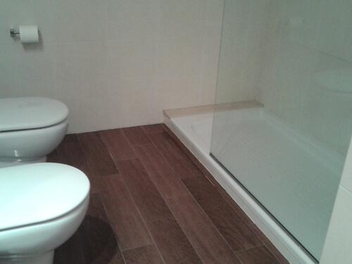 Reformas blog esclava del parquet - Suelo de ceramica imitacion madera ...