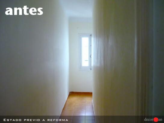 Una reforma en 43m2 reformas blog - Reforma piso pequeno ...