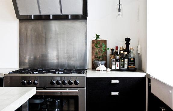 El estilo industrial en casa reformas blog - Decoracion de cocinas industriales ...